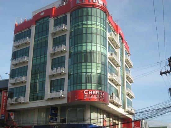 Cherry Midtown Hotel: Hotel Facade