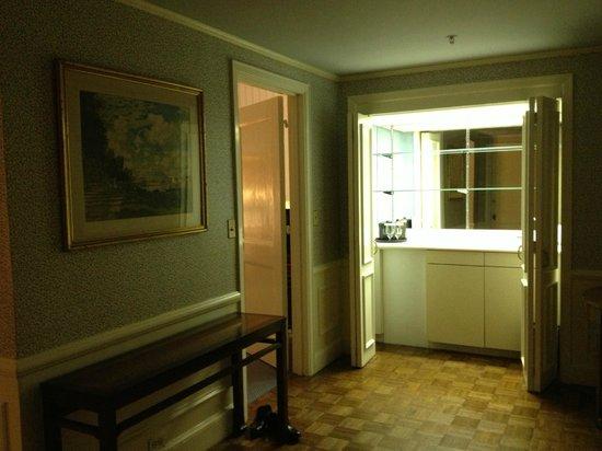 Waldorf Astoria New York: Entrance