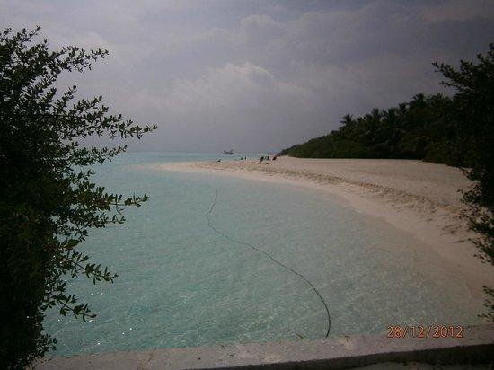 Asdu Sun Island: Spiaggia