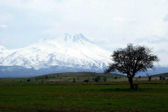 Ihlara Valley: Aksaray - Hasan Dagi