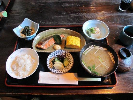Watanabe Inn: Breakfast
