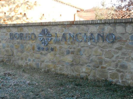 Borgo Lanciano Relais Benessere: Ingresso Relais
