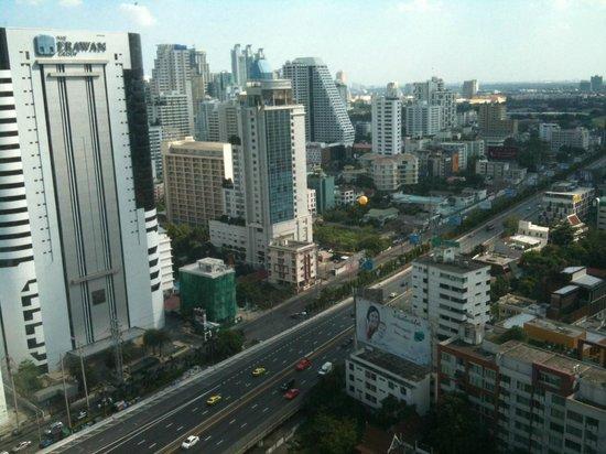 Novotel Bangkok Ploenchit Sukhumvit: View