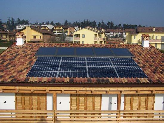 B&B Raggio di Sole: pannelli solari fotovoltaici e termici