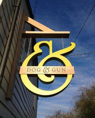 The Dog and Gun: &