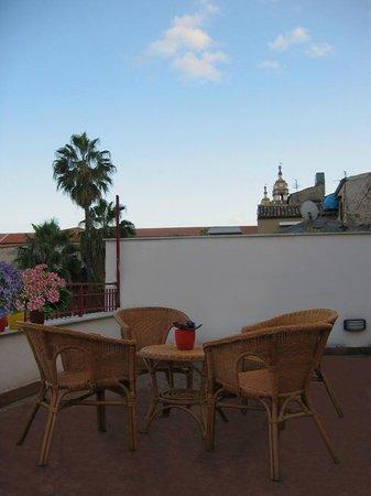 Your Hostel: Terrace