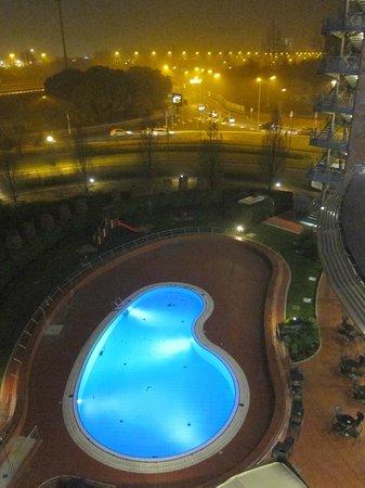 Novotel Venezia Mestre: View from Room
