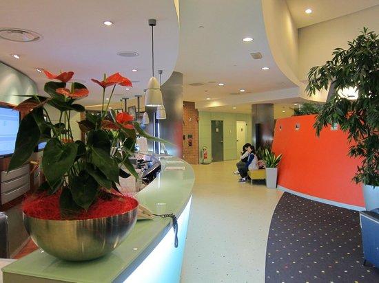 Novotel Venezia Mestre: Hotel Lobby