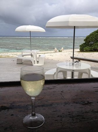 Lady Elliot Island Eco Resort: what better way to end a perfect day at Lady Elliot Island.