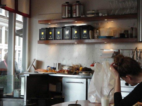 Puccini Bomboni: La cucina a vista!