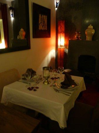 Riad Dar Zaman : Dining room