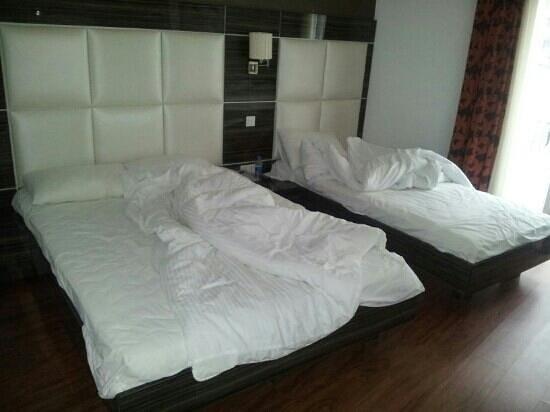Hotel La Piano: our room