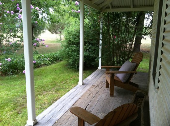 Belltrees: Front verandah