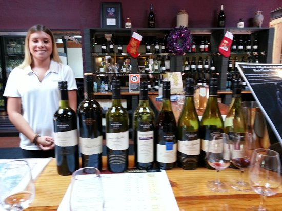 "Wyndham Estate: Went all out with the Reds. The ""wine consultant"" Jess was great company and knows her wines wel"