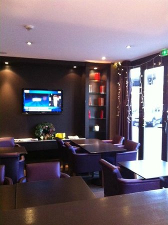 Hotel Central : lounge (entrance)
