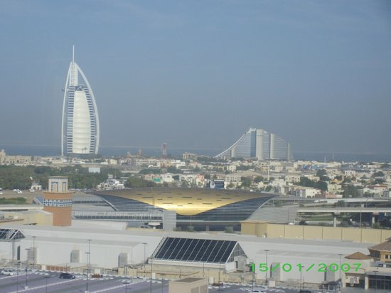 Citymax Al Barsha: view from the hotel