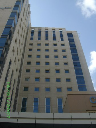 Citymax Hotels Al Barsha: this is the hotel