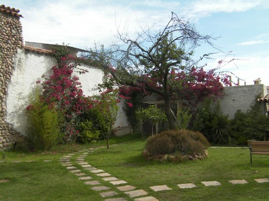 Hotel Villa Antigua: Jardin de l'hôtel