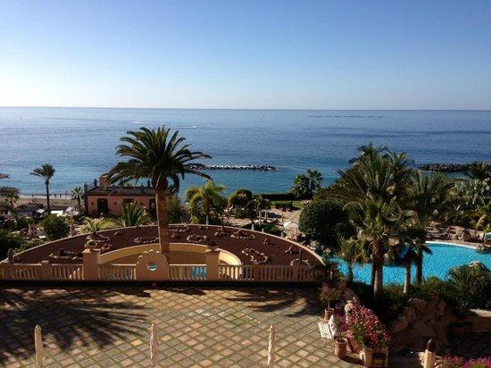 IBEROSTAR Grand Hotel El Mirador: Frontal desde Hab.