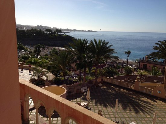 IBEROSTAR Grand Hotel El Mirador: Izda desde Hab.
