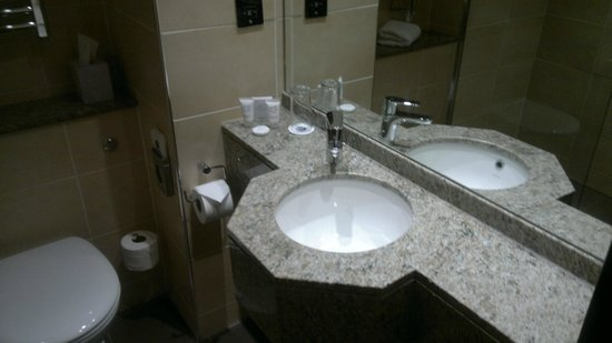 The Gonville Hotel: Nice sink area