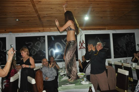 Blue Sea Hotel & Spa: Traditional Turkish New Years Eve Party