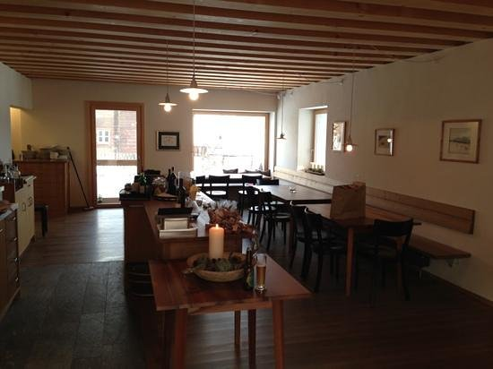 Ustria Steila: Restaurant