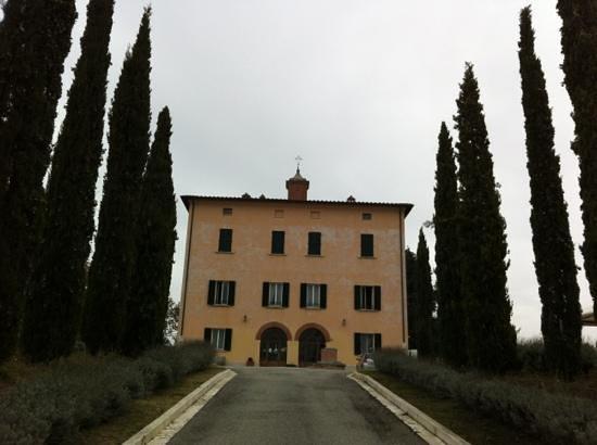 Relais Villa Grazianella - Fattoria del Cerro: Villa Grazianella