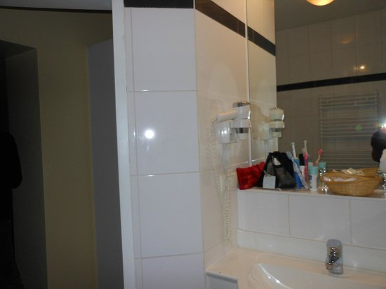 Clarion Collection Hotel Frankfurt City: Bagno