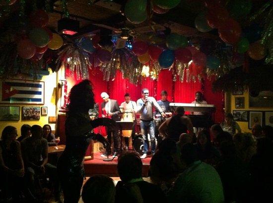 Havana: Live music
