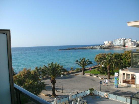 Hotel Som Fona: Zimmeraussicht auf das wunderbare Mittelmeer