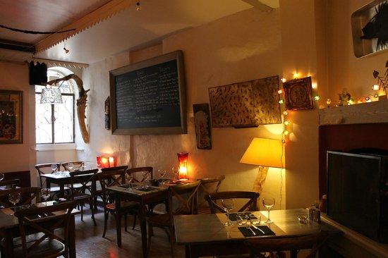 la cuisine des anges saint remy de provence restaurant. Black Bedroom Furniture Sets. Home Design Ideas