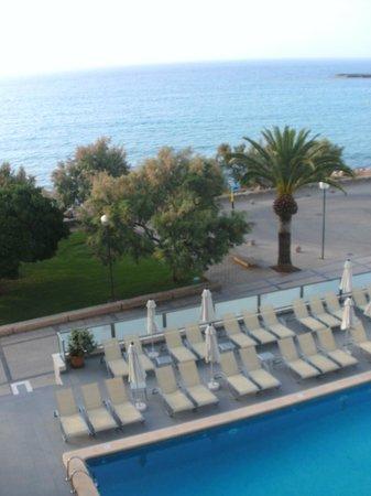 Hotel Som Fona: Zimmeraussicht