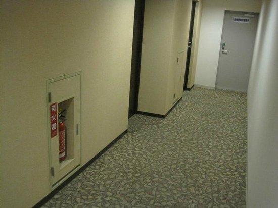 Dormy Inn Kurashiki: hallway