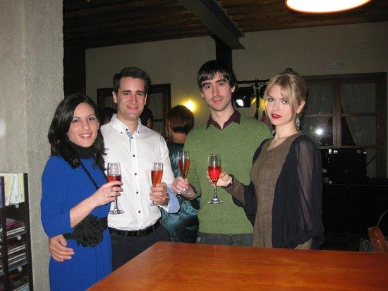 Castell de la Solana: Fiesta Fin de Año