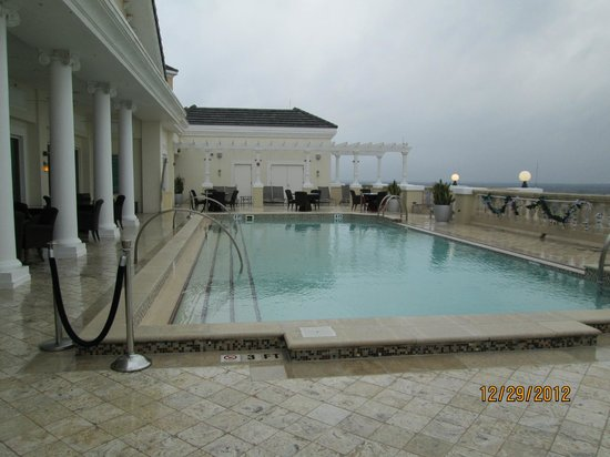 Reunion Resort of Orlando: Pool roof top at hotel