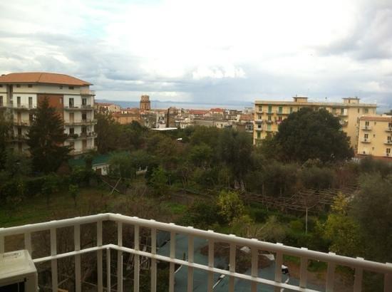 Relais Villa Angiolina : view from balcony