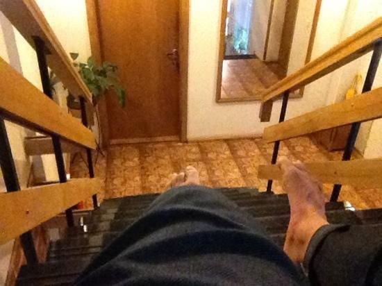 City Hotels Rūdninkai: best spot for wifi, floor 2.5
