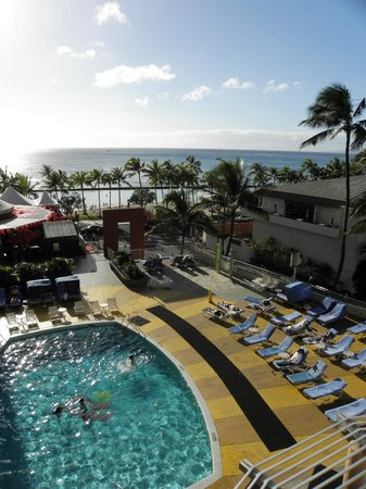 Aston Waikiki Beach Hotel: Room 707
