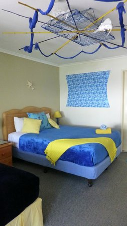 Maroochydore Beach Motel: Ocean room