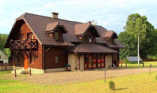 Borsuczyna Guest House