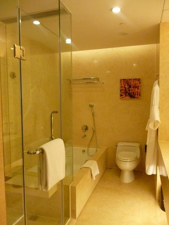 Crowne Plaza Hong Kong Causeway Bay: the bathroom