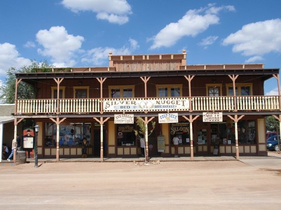 Tombstone Gunfighters: The Silver Nugget B&B