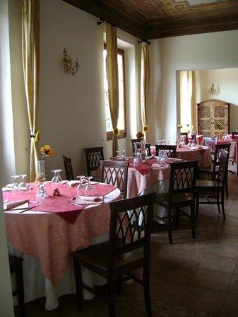 Villa El Shaddai : ristorante