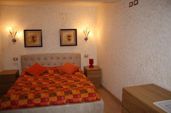 Villa El Shaddai : camere