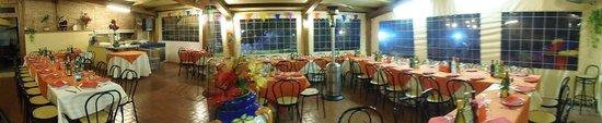 Villa El Shaddai : pizzeria