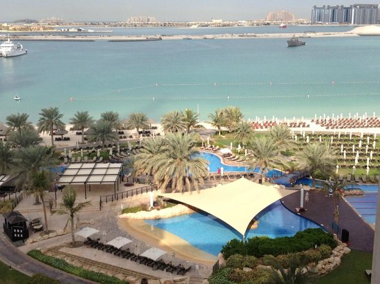 Westin Dubai Mina Seyahi Beach Resort & Marina: Room View