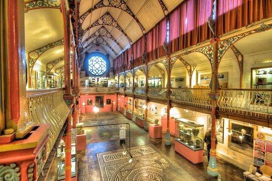 Dorset County Museum: Victorian Great Hall