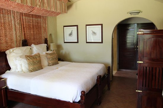 Chobe Game Lodge: One of our rooms...