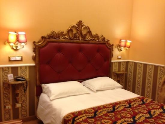 Veneto Palace Hotel: Room 210